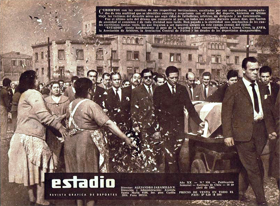 Revista estadio